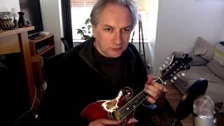 Tommy Clifford's (jig) on mandolin