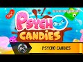 Psycho Candies slot by Gluck Games