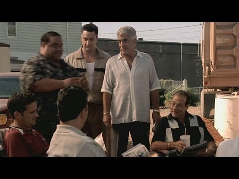 Phil Leotardo Visited The Construction Site - The Sopranos HD