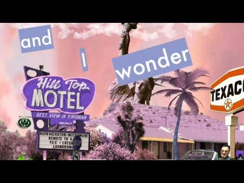 ENAY - I Wonder | Cartoon Lyric Video