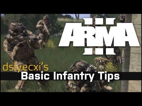 Basic Infantry Tips