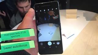 Google Pixel 2: First Look   Hands on   Price