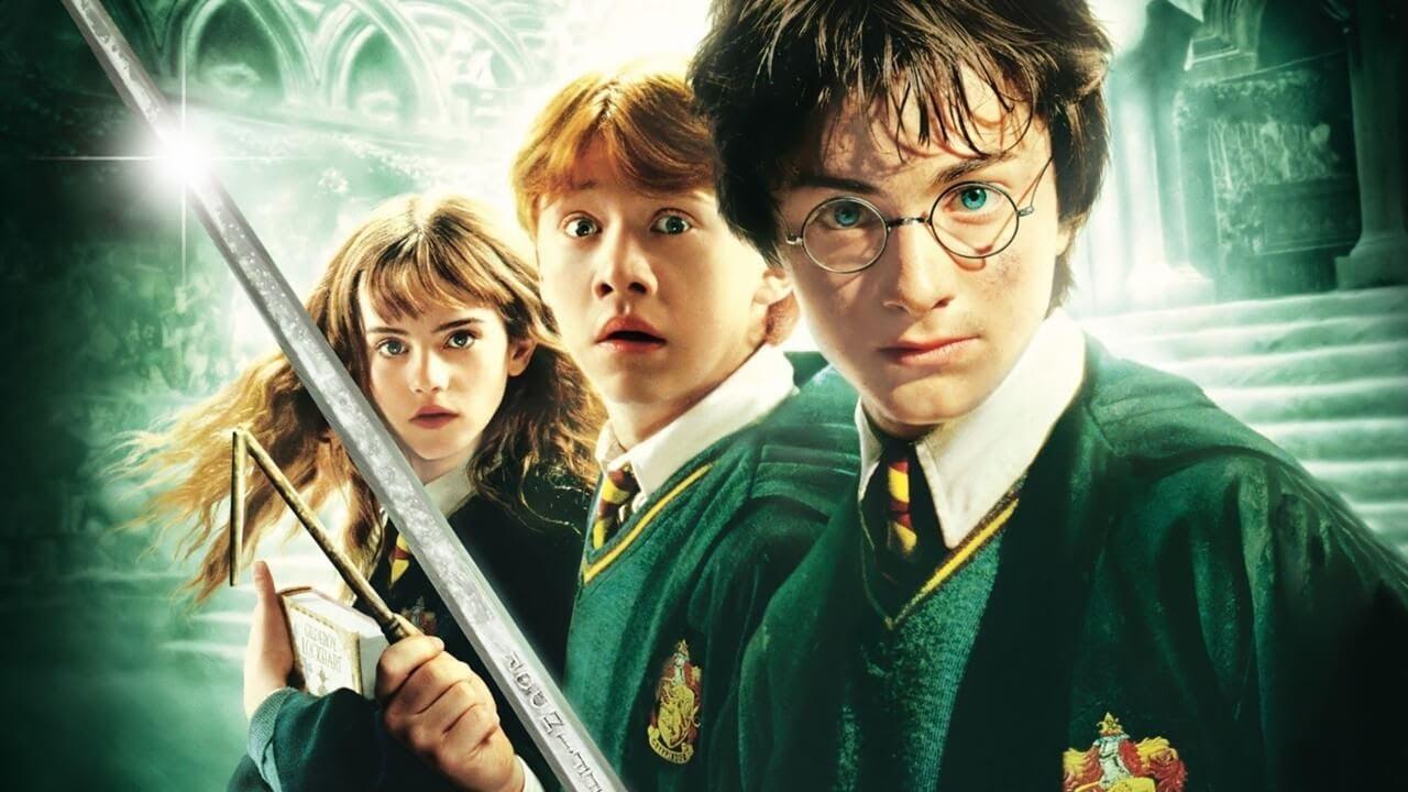 Review Phim : Harry Potter và Hòn đá phù thủy - Harry Potter and the Philosopher's Stone