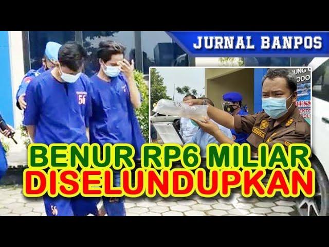 PENYELUNDUPAN BENUR LOBSTER SENILAI RP6 MILIAR DIUNGKAP POLISI