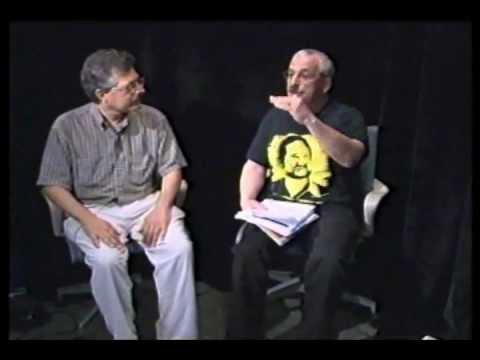 Raymond Lotta, writer for Revolution on BAsics tour in New York City