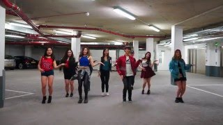Video TWICE 트와이스 - LIKE OOH-AHH Full Dance Cover by GIRLOS download MP3, 3GP, MP4, WEBM, AVI, FLV April 2018