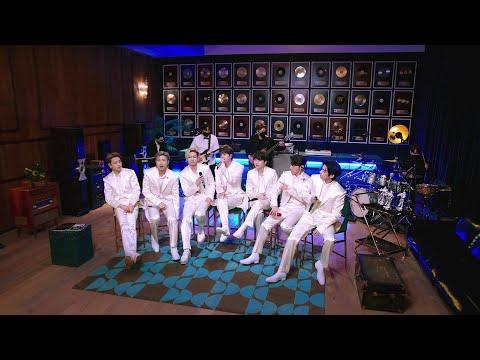 BTS (방탄소년단) 'Dynamite' @ MTV Unplugged