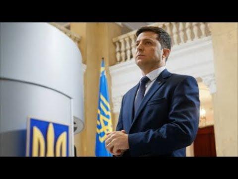 Жёсткая реакция Зеленского на указ Путина о предоставлении гражданства РФ гражданам Украины.