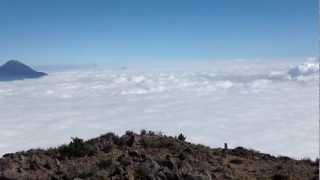 Volcán Tacaná, Chiapas, Mexico