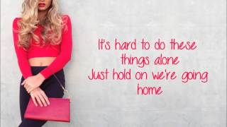 Pia Mia Hold On We 39 re Going Home Cover Lyrics.mp3