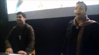 Dj Akash Rohira Live with Vj Tarang and Vishesh