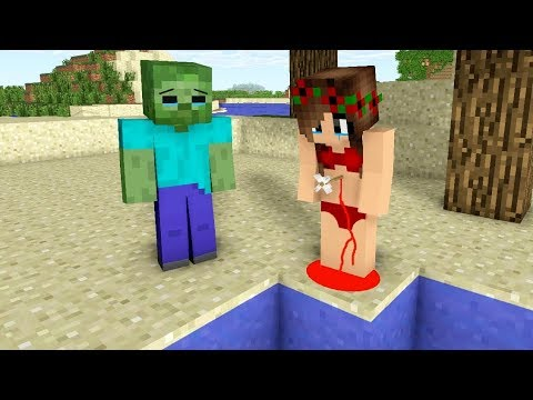 Zombie Life Minecraft Animation