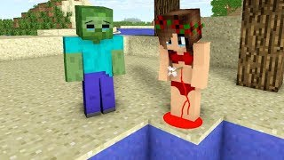 Repeat youtube video Zombie Life - Minecraft Animation