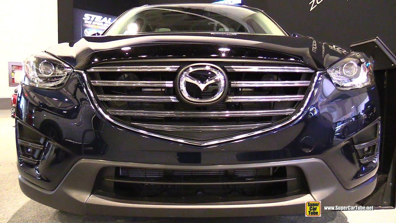 2016 Mazda CX 5 GT SkyActiv AWD   Exterior And Interior Walkaround   2015  Ottawa Gatineau Auto Show   YouTube