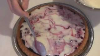 видео Крем с ягодами