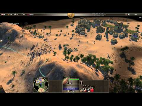 0 A.D. Alpha 18 - 2v2 Battle for Wood - 동영상