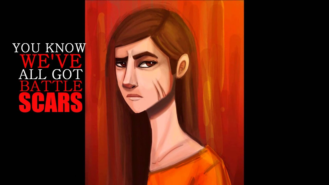 Heroes Of Olympus - Battle Scars