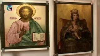видео Из истории музея древнерусского искусства