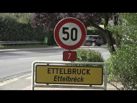 Luxemburg, Luxembourg - Das Luxemburger Ösling mit Koordinaten Part 1/6