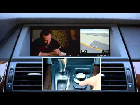 dvbLOGiC / usbLiNK -  Multimedia Interface (BMW iDrive System)