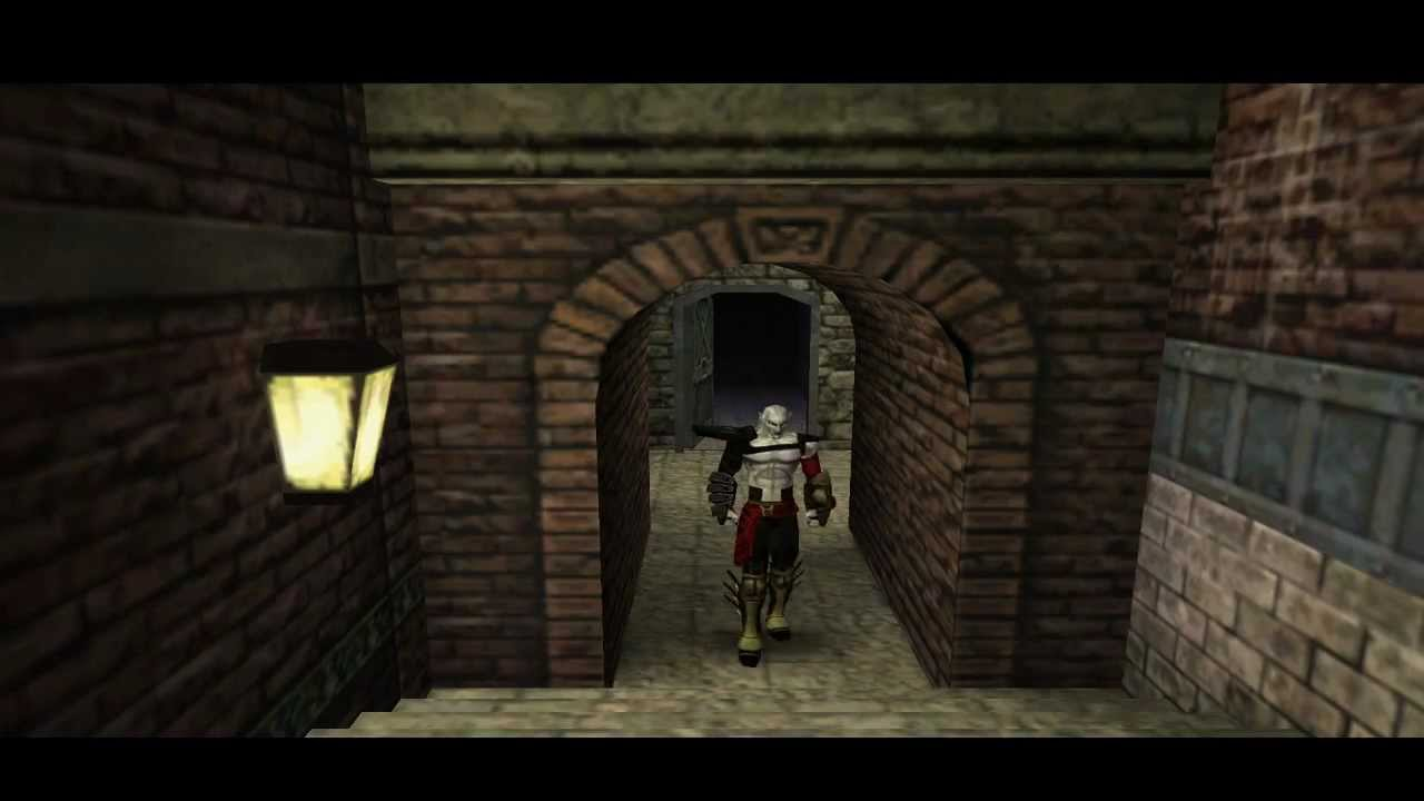 Legacy of kain blood omen 2 walkthrough part 3 youtube for Sign of portent 3