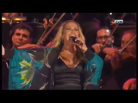 Anastacia - Sick and Tired / Paid My Dues (Joseph Calleja Malta Concert 2015)