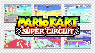 Lakeside Park - Mario Kart: Super Circuit