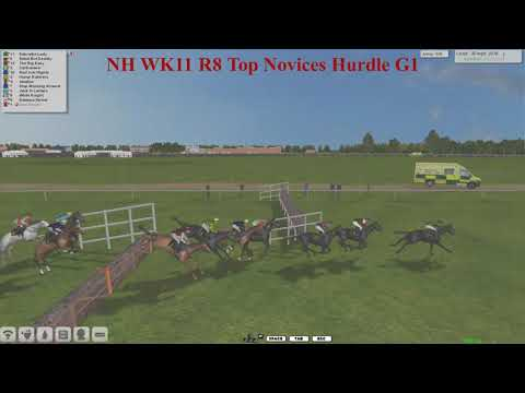 NH WK11 R8 Top Novices Hurdle G1 from YouTube · Duration:  5 minutes 9 seconds