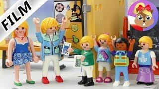Playmobil Film polski | SMARKALSKI KUPUJE SZKOŁĘ? Luksusowa szkoła w Playmobil City | Wróblewscy