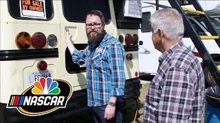 Atlanta Motor Speedway explored by Rutledge Wood | Motorsports on NBC