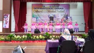 Action song Sk Convent Muar 2015 SMK Medini