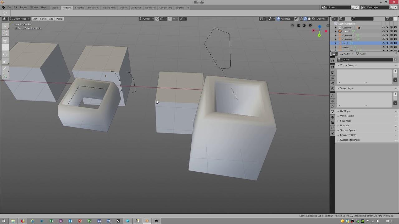 Blender 2 80 - autodesk maya keyboard preset - tutorial EN