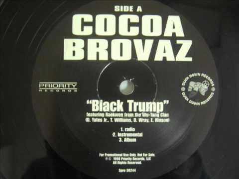 Cocoa Brovaz - Black Trump (Album) (1998)
