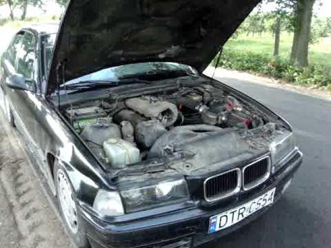 Zakatowany M40B18 BMW e36 - YouTube