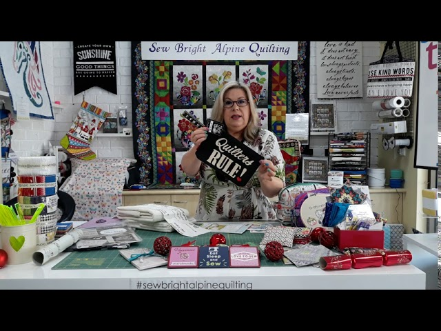 Five more sleeps .....The Great Australian Craft Show 7 - A Christmas Gift Spectacular