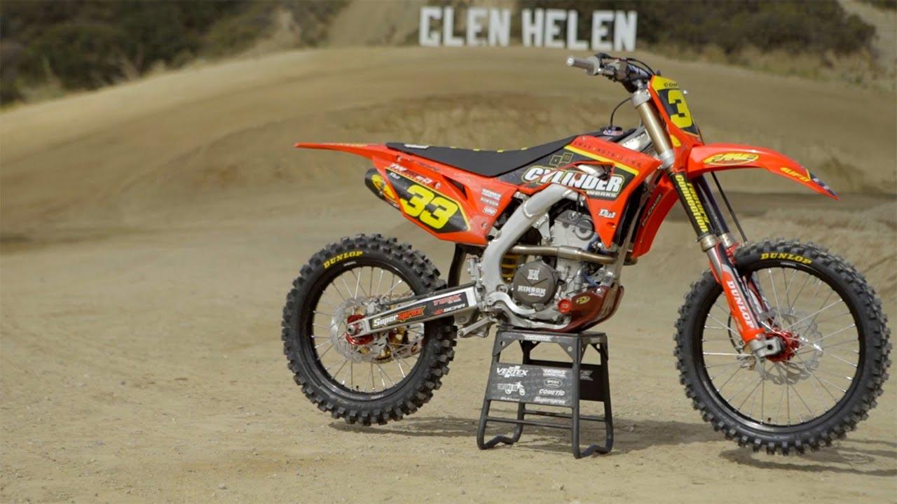 2021 Honda CRF270R Build | Track Tested