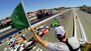 GoPro: Grand Prix of Sonoma 2013 Celebration
