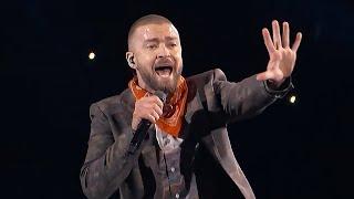 Justin Timberlake Reacts To Super Bowl Performance Backlash | Hollywoodlife