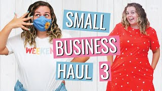 Buying Products From My Follower's Small Businesses 3!