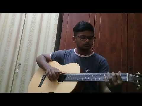 Moongil thottam intro...... by AR Rahman cover by Dev