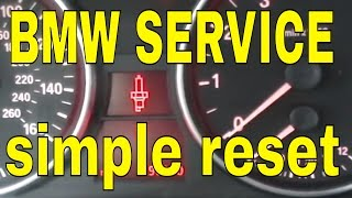 BMW  325 , 330 , 335 service reset, brake pad reset, spark plug reset, oil reset , (all 3 series)
