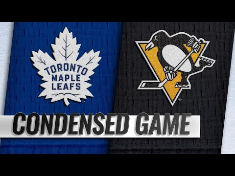 11/03/18 Condensed Game: Maple Leafs @ Penguins