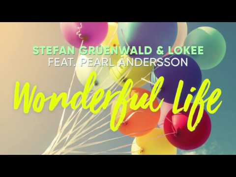 Stefan Gruenwald & Lokee feat. Pearl Andersson - Wonderful Life (Extended Mix) 96kb
