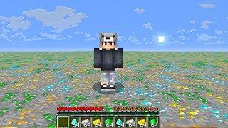 SINIRSIZ MADEN ZENGİN DÜNYASINA GELDİM! - Minecraft