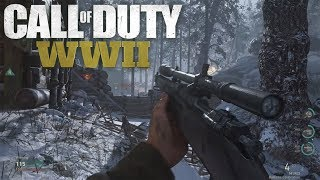 NEW CALL OF DUTY! - XBOX ONE (Call of Duty WWII Beta Gameplay)