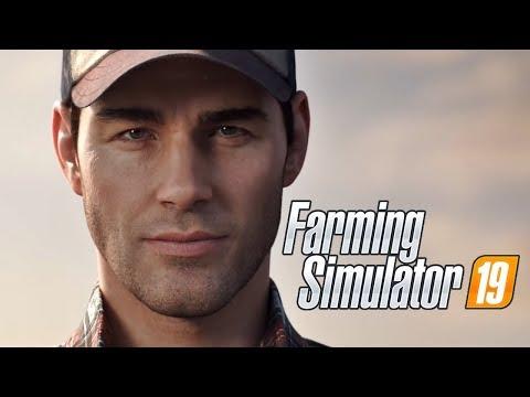 Farming Simulator 2019 - Novo Simulador de Fazenda!! CGI Reveal Trailer
