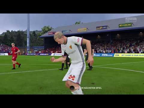 FIFA 18 Pro Club | FC Basel 003