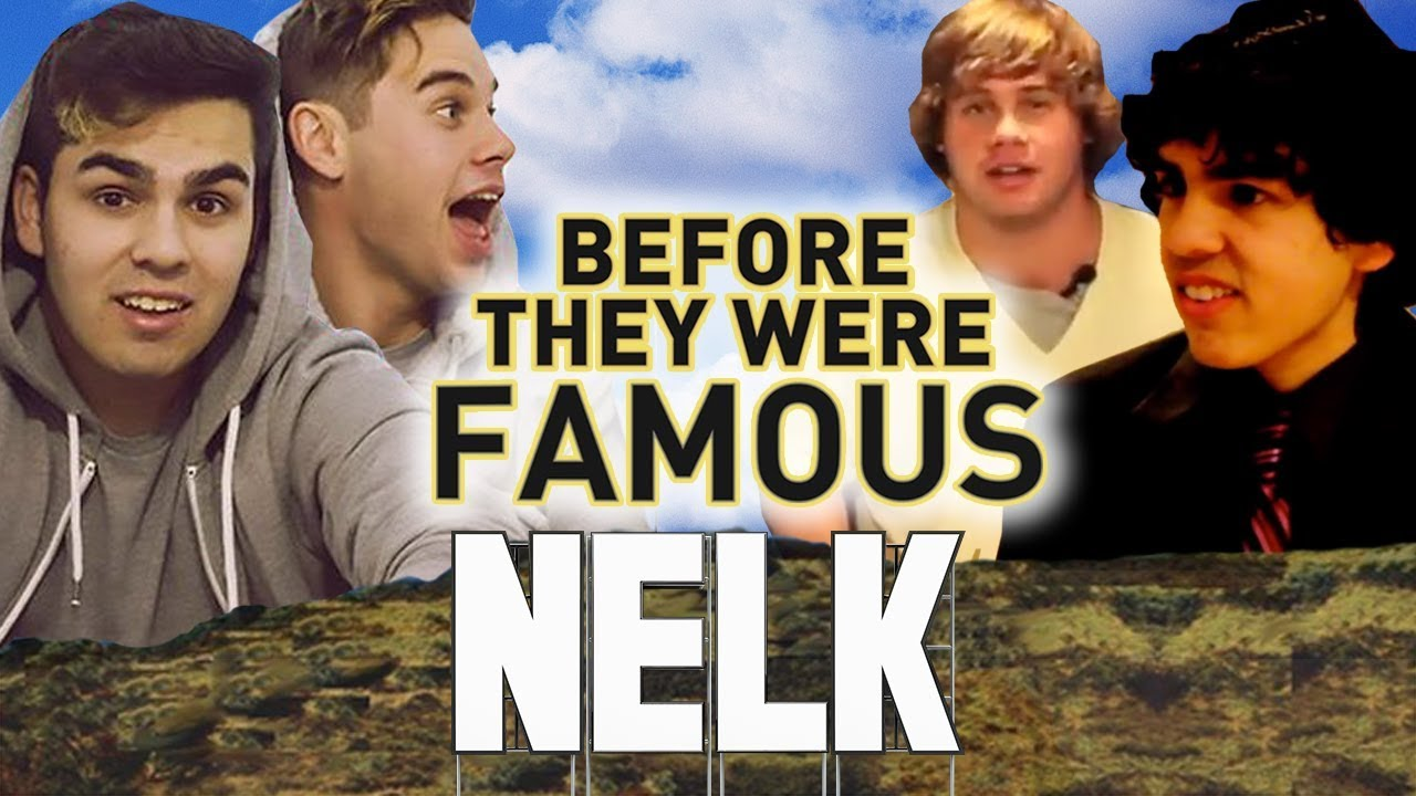 NELK - Before They Were Famous - Kyle Forgeard & Jesse Sebastiani