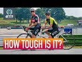 Paratriathlon Guiding: How Tough Is It?   An Introduction To Visually Impaired Triathlon