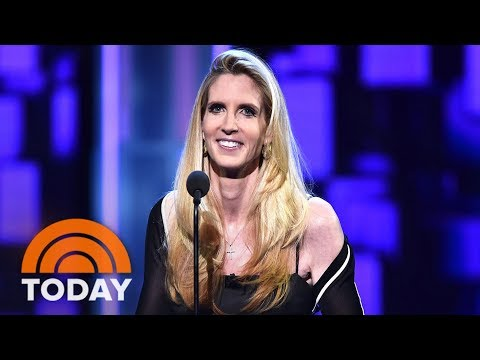 Ann Coulter Slams Delta For Giving Away Her Seat On Plane | TODAY